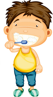 How to brush your teeth procedure sequencing worksheet