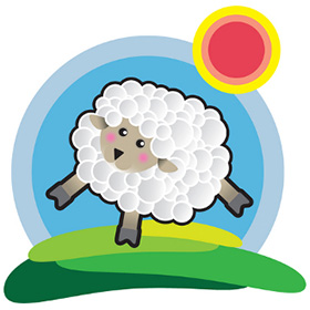 Baa Baa Black Sheep - Nursery rhyme - Music, tune and lyrics