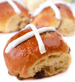 Hot Cross Buns - Nursery rhyme - Music, tune and lyrics