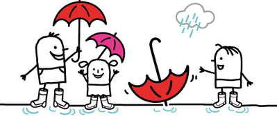 It's Raining, It's Pouring - Nursery rhyme - Music, tune and lyrics