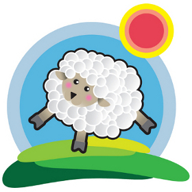 Mary Had a Little Lamb - Nursery rhyme - Music, tune and lyrics