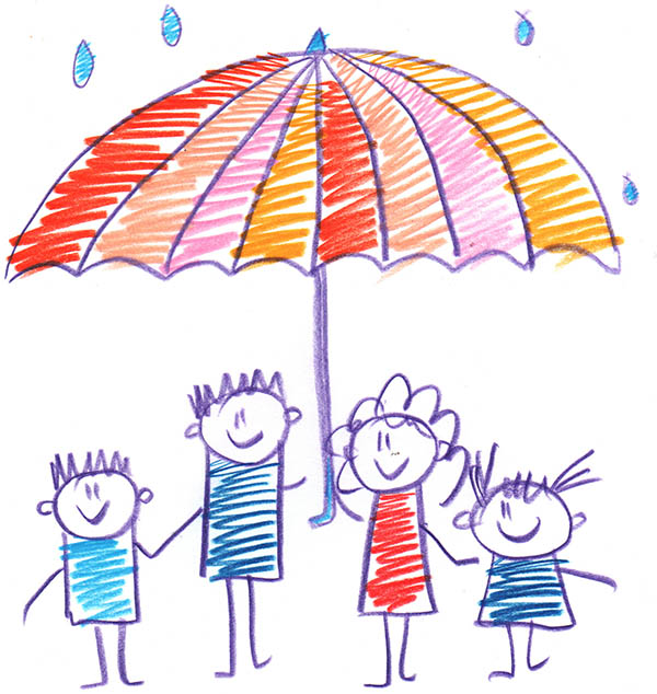 Rain Rain Go Away - Nursery rhyme - Music, tune and lyrics