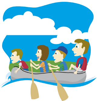 Row Row Row Your Boat - Nursery rhyme - Music, tune and lyrics
