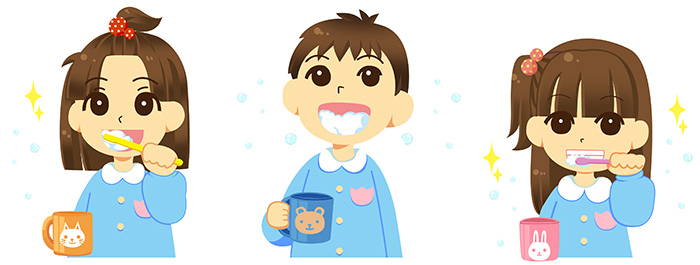 Brush Your Teeth - Nursery rhyme - Music, tune and lyrics